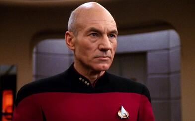 Patrick Stewart sa vráti ako nesmrteľný kapitán Picard v novom Star Treku