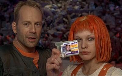 Pátý element je nezapomenutelnou sci-fi peckou, která tě dokonale pobaví i více než 20 let po premiéře