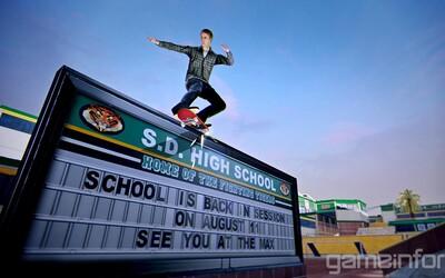 Pátý Tony Hawk's Pro Skater vyjde ještě v tomto roce! Potěšil prvními obrázky, na počítači si ale nezahrajete
