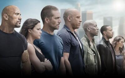 Paul Walker, Vin Diesel a Dwayne Johnson sú Rýchli a zbesilí už siedmykrát!