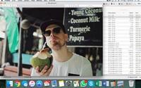 Paulie Garand si z Bali přivezl videoklip k novince Gump