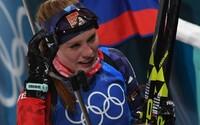 Paulína Fialková obsadila výborné druhé miesto, žiaľ, Nasťa sa napokon z celkového prvenstva netešila
