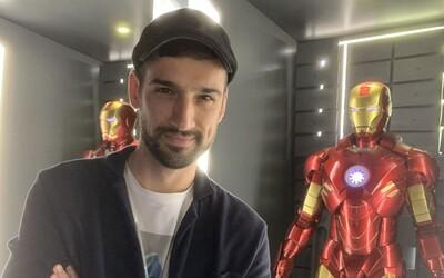 Pavel Kacerle pracuje pro Marvel. V domě Roberta Downeyho Jr. cvičil kung-fu a na Asgardu pracoval 15 hodin denně (Rozhovor)
