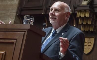 Pavel Rychetský nedostane vyznamenání od prezidenta. Předseda Ústavního soudu svým podporovatelům přesto poděkoval