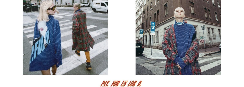 PAY. clothing a producent Dalyb prichádzajú s druhou spoločnou kolekciou, obsahujúcou 21 produktov
