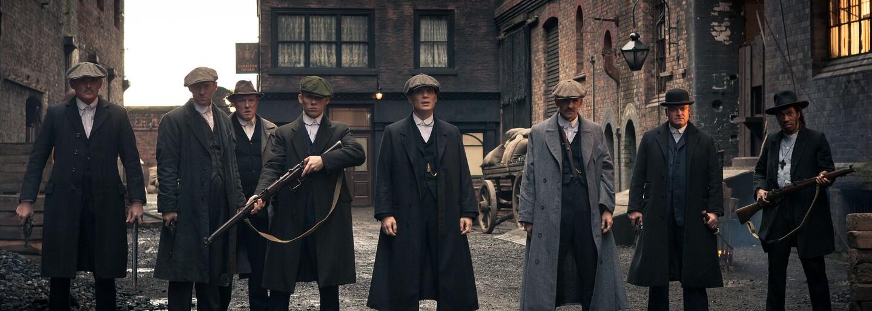 Peaky Blinders ohúrilo všetky generácie divákov. Ako sa BBC podarilo vytvoriť tento geniálny britský seriál?