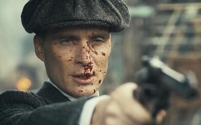 Peaky Blinders s Tomem Hardym přichází s trailerem ke 3. sérii, v níž se Shelby zaplete do obchodu se zbraněmi