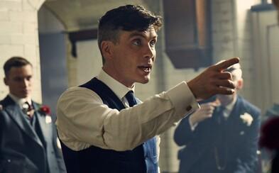 Peaky Blinders zasáhne válka a londýnští fašisté. Debutový trailer 5. série je plný výbuchů a smrti