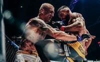 Pekelná bitka! Ivan Buchinger sa v neuveriteľnom zápase stal dvojnásobným šampiónom Oktagonu