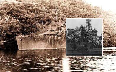 Pekelná cesta do bezpečia, keď Holanďania zamaskovali svoju loď ako ostrov. Unikali Japoncom po masívnej porážke v Jávskom mori