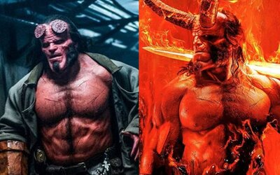Pekelný hrdina Hellboy dorazil s novým obrázkom. Je trailer už za dverami?