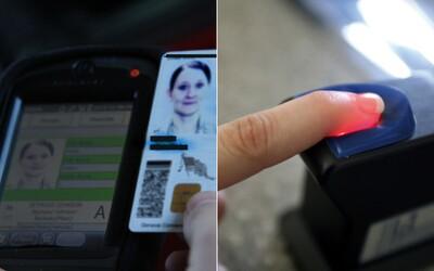 Peking letos zavede vstup do metra jen přes oskenování otisku prstu nebo obličeje