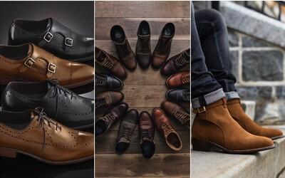 Pekné poltopánky alebo chelsea boots nemusia stáť celú výplatu. Toto sú najlepšie značky cenovo dostupných elegantných topánok