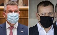 Pellegrini o Kollárovi: Drží chrbát premiérovi, no pri moci je naďalej Igor Matovič