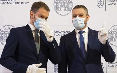 Pellegrini ostro kritizuje Matoviča a jeho stranu: OĽaNO netreba rozkladať tajnými agentmi, rozpadne sa samo