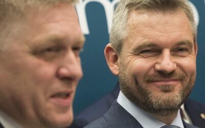 Pellegrini údajne zobral úplatok 150-tisíc eur, tvrdia Suchoba a Imrecze