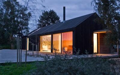Perfektní dům, který se ukrývá na poklidném dánském ostrově