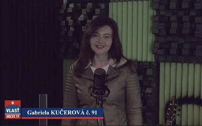 Pervitín mala v Seredi variť kandidátka do parlamentu za stranu Vlasť. Vraj ju zadržali v rámci najväčšej protidrogovej akcie