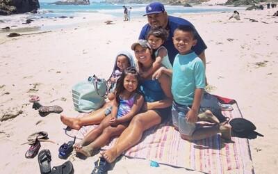 Pět dětí z Kalifornie přišlo o rodiče. Oba zemřeli jen několik dní po sobě na Covid-19