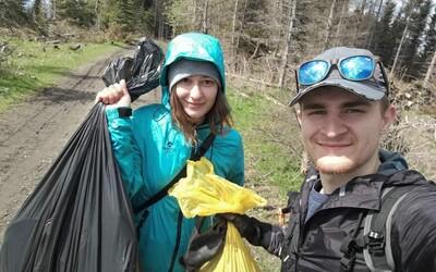 Pět tisíc lidí sbíralo v Beskydech odpadky. Účast byla rekordní