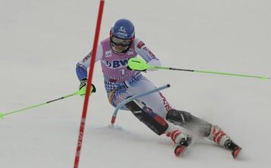 Peťa Vlhová skončila druhá v slalome v americkom Killingtone