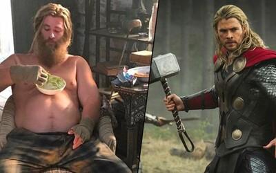 PETA vzkazuje Thorovi, aby se stal veganem. Udělá z něj režisér Thor: Love & Thunder znovu vyrýsovaného svalovce?
