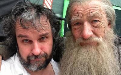 Peter Jackson: Pri natáčaní Hobita som občas ani nevedel, čo robím