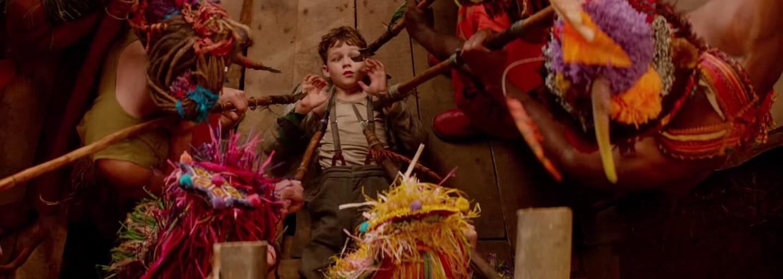 Peter Pan bude vzdorovať Hughovi Jackmanovi v novom traileri