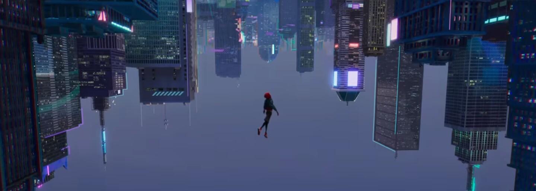 Peter Parker je minulosť. Pod maskou pavúčieho muža prichádza v animáku Spider-Man: Into the Spider-Web bojovať so zločinom Miles Morales