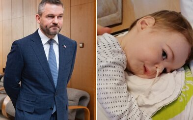 Peter Pellegrini podpísal výnimku pre deti so vzácnou chorobou, od štátu dostanú milióny eur