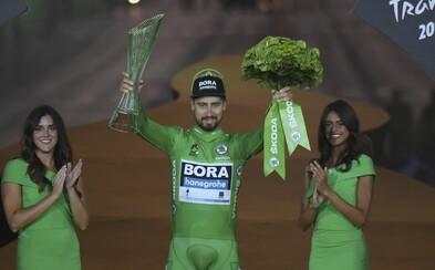 Peter Sagan je najlepšie zarábajúcim cyklistom na svete. O koľko si prilepší každý rok?