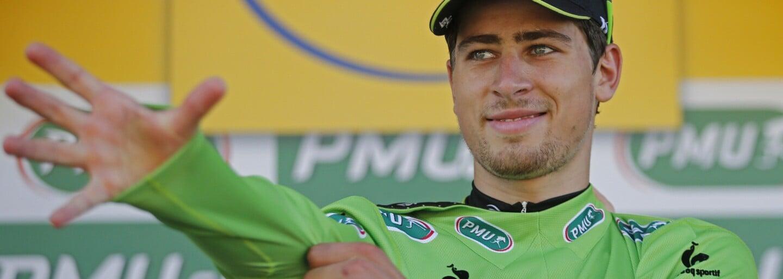 Peter Sagan je po náročnej horskej etape opäť na čele bodovania o zelený dres!