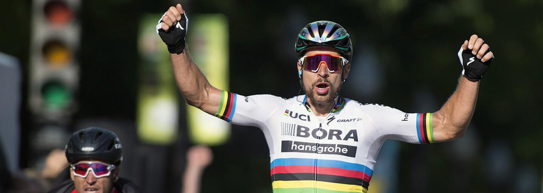 Peter Sagan nedal konkurencii šancu a zvíťazil v 2. etape na Tour de France