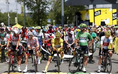 Peter Sagan nedokázal zvíťaziť v 10. etape, kde bol veľkým favoritom na prvé miesto