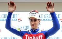 Peter Sagan odštartoval Tour de France skvelým 2. miestom a podarenou časovkou