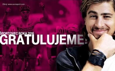 Peter Sagan sa pravdepodobne stane Športovcom roka! Telekom omylom oznámil výhercu predčasne