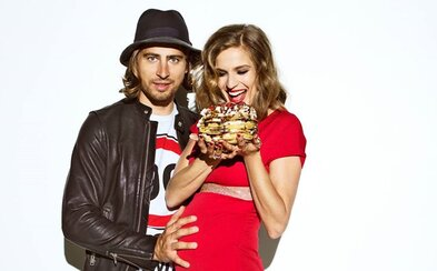 Peter Sagan sa stane otcom! S fanúšikmi sa podelil o fotografiu manželky Katky, ktorej už rastie tehotenské bruško