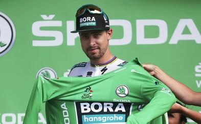 Peter Sagan sa sťažuje na rekordné teploty na Tour de France. Vyzval Asociáciu profesionálnych cyklistov