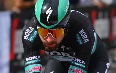 Peter Sagan skončil druhý v 4. etape pretekov Giro d'Italia. Od víťazstva ho delili milimetre!