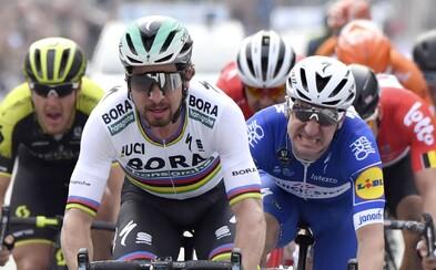Peter Sagan skončil v 1. etape Tour de France na druhej priečke!