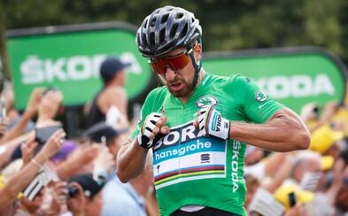 Peter Sagan skončil v 8. etape na štvrtom a nakoniec druhom mieste. Slovák na Deň dobytia Bastily preteky vo Francúzsku neovládol