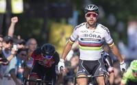 Peter Sagan takmer vyhral aj 4. etapu na Tour de France. V tesnom finiši skončil na druhom mieste