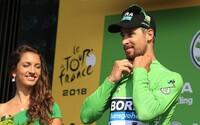 Peter Sagan už šiestykrát vo svojej kariére vyhráva bodovaciu súťaž na Tour de France