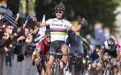 Peter Sagan vyhral belgickú klasiku vďaka fenomenálnemu finišu! Slovenský cyklista ju obľubuje