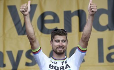 Peter Sagan vyhral českú anketu o celebritu storočia, umiestnil sa vyššie ako Gott či Čapek