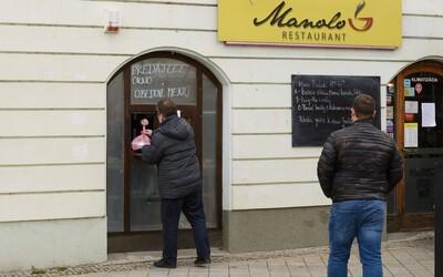 Pětina restaurací či hotelů může do měsíce zkrachovat, tvrdí Hospodářská komora