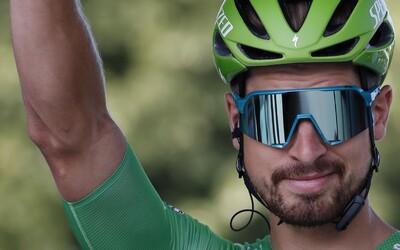 Peťo Sagan skončil v 11. etape Tour de France štvrtý, v boji o zelený dres si pripísal ďalšie dôležité body