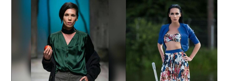 Petra odmietali slovenské agentúry. Stal sa mužom i ženou zároveň, teraz je z neho úspešný model