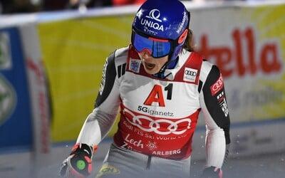 Petra Vlhová opäť boduje! Vyhrala paralelný obrovský slalom