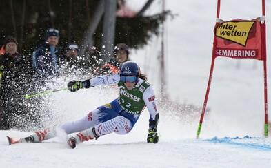Petra Vlhová skončila na fantastickom prvom mieste pretekov Svetového pohára!